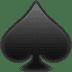 ♠️ spade suit Emoji on Apple Platform
