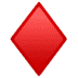 ♦️ diamond suit Emoji on Apple Platform