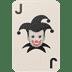 🃏 joker Emoji on Apple Platform