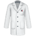 🥼 lab coat Emoji on Apple Platform
