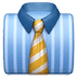 👔 necktie Emoji on Apple Platform