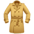 🧥 coat Emoji on Apple Platform