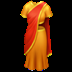 🥻 sari Emoji on Apple Platform