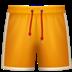 🩳 shorts Emoji on Apple Platform