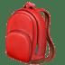 🎒 Backpack Emoji on Apple Platform