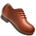 👞 man's shoe Emoji on Apple Platform