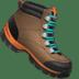 🥾 Hiking Boot Emoji on Apple Platform