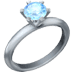 💍 Ring Emoji on Apple Platform