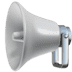 📢 loudspeaker Emoji on Apple Platform