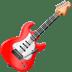 🎸 guitar Emoji on Apple Platform