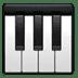 🎹 musical keyboard Emoji on Apple Platform