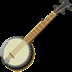 🪕 banjo Emoji on Apple Platform