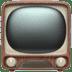 📺 テレビ Appleプラットフォーム上の絵文字