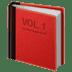 📕 closed book Emoji on Apple Platform