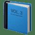 📘 blue book Emoji on Apple Platform