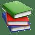 📚 books Emoji on Apple Platform