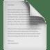 📄 page facing up Emoji on Apple Platform