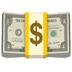 💵 Dollar Banknote Emoji on Apple Platform