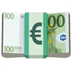 💶 euro banknote Emoji on Apple Platform