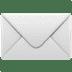 ✉️ envelope Emoji on Apple Platform