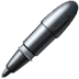 🖊️ pen Emoji on Apple Platform