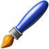 🖌️ paintbrush Emoji on Apple Platform