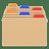 🗂️ card index dividers Emoji on Apple Platform