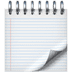 🗒️ spiral notepad Emoji on Apple Platform