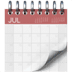 🗓️ spiral calendar Emoji on Apple Platform