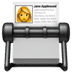 📇 card index Emoji on Apple Platform