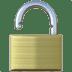 🔓 Unlocked Padlock Emoji on Apple Platform