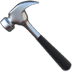 🔨 hammer Emoji on Apple Platform