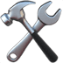 🛠️ hammer and wrench Emoji on Apple Platform