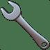 🔧 wrench Emoji on Apple Platform