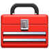 🧰 toolbox Emoji on Apple Platform