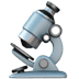 🔬 Microscope Emoji on Apple Platform