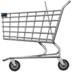 🛒 shopping cart Emoji on Apple Platform