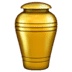⚱️ funeral urn Emoji on Apple Platform