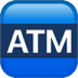 🏧 ATM sign Emoji on Apple Platform
