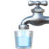 🚰 potable water Emoji on Apple Platform