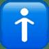 🚹 men's room Emoji on Apple Platform