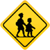 🚸 children crossing Emoji on Apple Platform