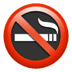 🚭 no smoking Emoji on Apple Platform