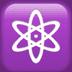 ⚛️ atom symbol Emoji on Apple Platform