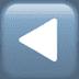 ◀️ reverse button Emoji on Apple Platform