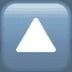 🔼 upwards button Emoji on Apple Platform