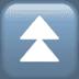 ⏫ fast up button Emoji on Apple Platform