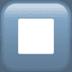 ⏹️ stop button Emoji on Apple Platform