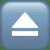 ⏏️ eject button Emoji on Apple Platform