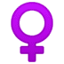 ♀️ Female Sign Emoji on Apple Platform